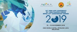 18TH TERM AFPI CONFERENCE &  29TH ASIA PLASTICS FORUM @ One World Hotel, Petaling Jaya, Selangor. | Selangor | Malaysia