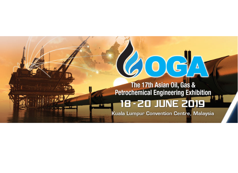 INTERNATIONAL SOURCING PROGRAMME (INSP) IN CONJUNCTION WITH THE 17TH ASIAN OIL, GAS & PETROCHEMICAL ENGINEERING EXHIBITION (OGA) 2019 @ Kuala Lumpur Convention Centre | Kuala Lumpur | Wilayah Persekutuan Kuala Lumpur | Malaysia