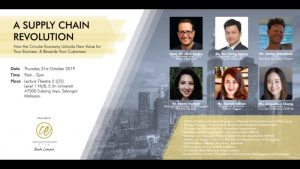 A SUPPLY CHAIN REVOLUTION @ Lecture Theatre 5 (LT5) | Subang Jaya | Selangor | Malaysia