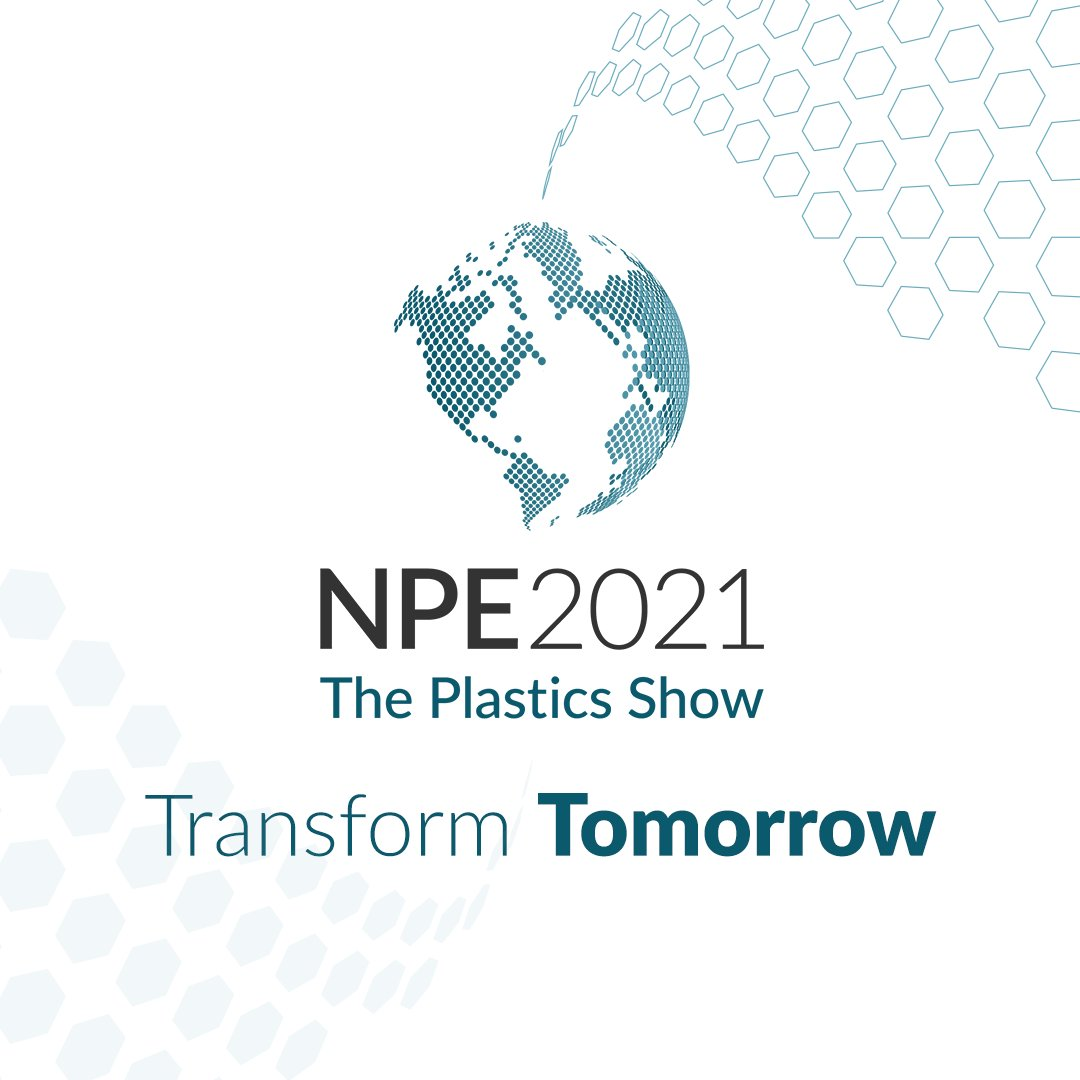 NPE 2021: The Plastics Show @ Orange County Convention Center, Orlando, Florida USA | Orlando | Florida | United States