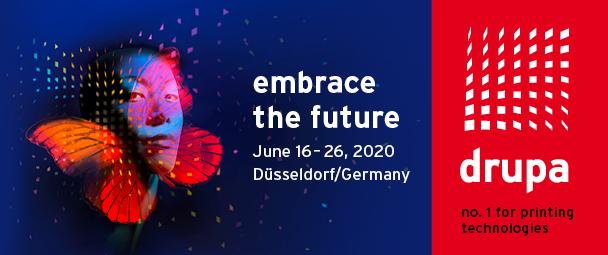 Drupa 2020 @ Düsseldorf, Germany